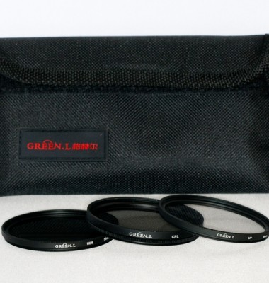 Green.L UV-CPL-ND8 Filter Kit 86 mm
