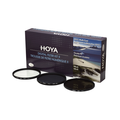 Hoya Digital Filter Kit II 52mm