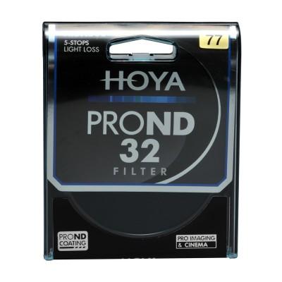 Hoya Pro ND1000 Grijsfilter 49mm