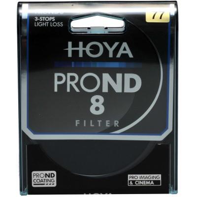 Hoya Pro ND8 Grijsfilter 67mm