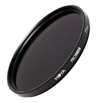 Hoya Pro ND8 Grijsfilter 82mm
