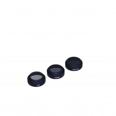 Polar Pro DJI Mavic Filter 3-Pack (CP, ND8, ND16)