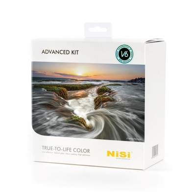 NiSi Advanced Kit III 100mm V6