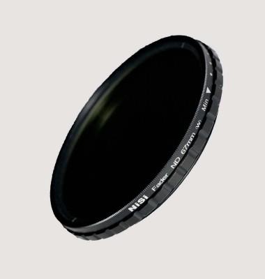 NiSi Fader ND2-400 Variabel Grijsfilter 82 mm