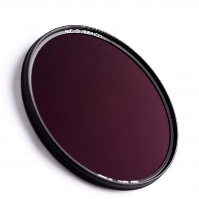 NiSi HUC Pro Nano IR ND64+CPL Filter 62 mm
