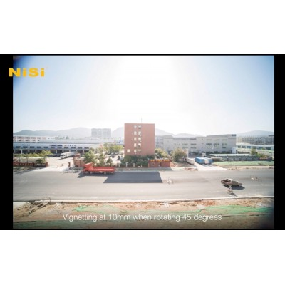 NiSi filterhouder voor Laowa 10-18mm F4.5-5.6
