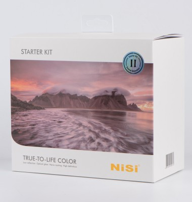 NiSi Starter Kit 100 mm Systeem