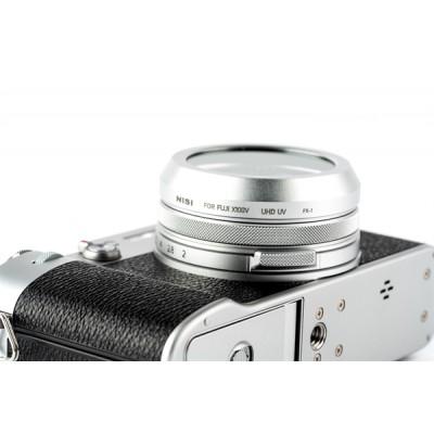 NiSi Fuji X100V UHD UV Filter Silver