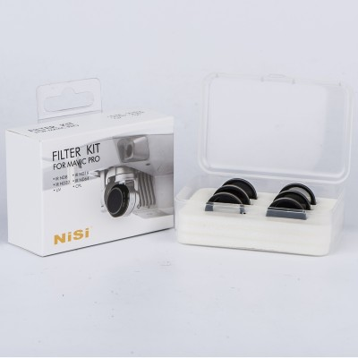 NiSi Filter Kit voor DJI Mavic Pro