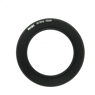NiSi Adapterring 43-58 mm voor M1 filterhouder