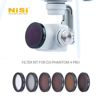 NiSi Filter Kit voor DJI Phantom 4 Pro