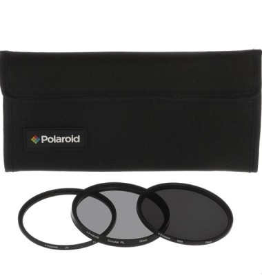 Polaroid 62 mm Filter Kit - 3 stuks
