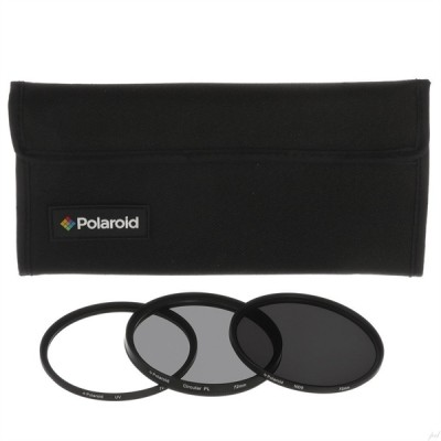 Polaroid 58 mm Filter Kit - 3 stuks