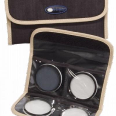Bilora Filteretui voor 4 filters tot 58 mm