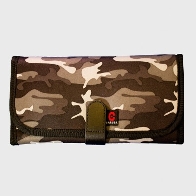 Caruba Filter Organiser Army Black
