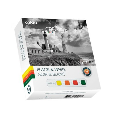 Cokin Black & White Filter Kit H400-03 (M-serie)
