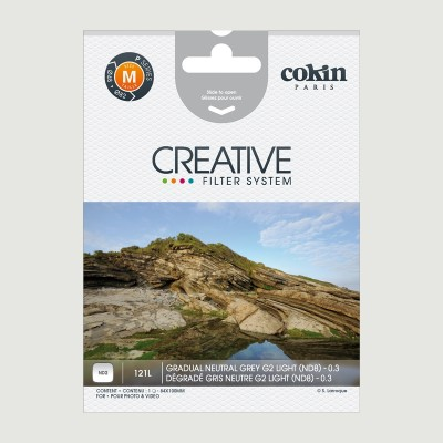 Cokin Filter 121L Grad. Neutral Grey G2 Light ND2