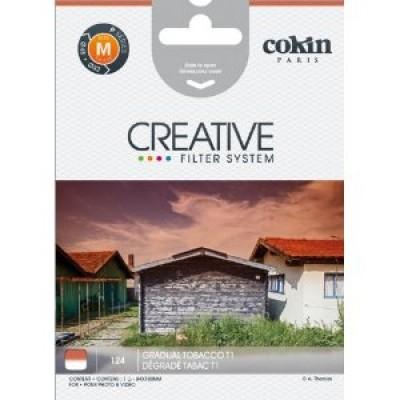 Cokin Filter P124 Gradual Tobacco T1