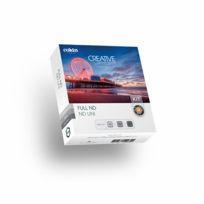 Cokin Creative 3 Full ND Filters Kit U300-01 (L-serie)