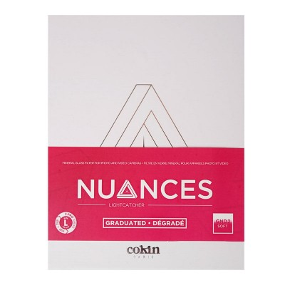 Cokin Nuances GND ND2 Soft 1 f-stops Z serie