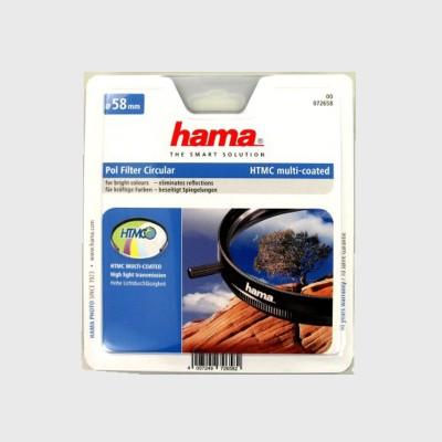 Hama Circulair Polarisatiefilter 72 mm HTMC Coated