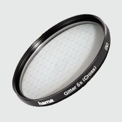 Hama Filter Gitter 6x Cross 72 mm