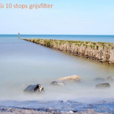 Nisi IR ND1000 (10 stops) Grijsfilter 150x150 mm