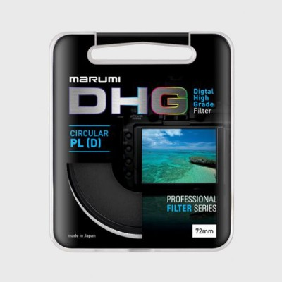 Marumi Circulair Polarisatie Filter DHG 77 mm