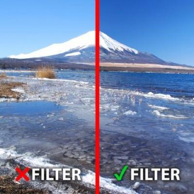 Marumi Circulair Polarisatiefilter voor M100 Filterhouder