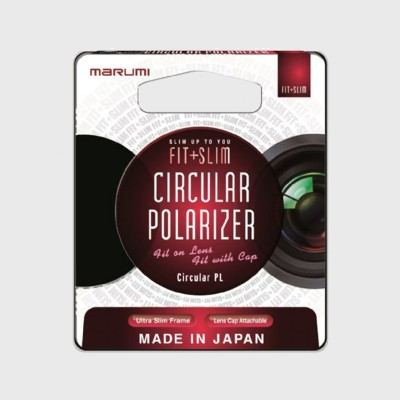 Marumi Slim Fit Circulair Polarisatie Filter 49 mm