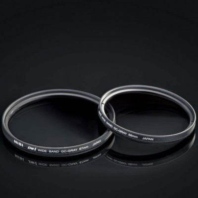 NiSi DW1 GC Gray Grijsverloopfilter 72 mm