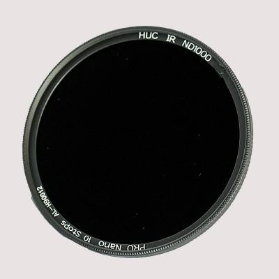 NiSi HUC IR ND1000 10 stops grijsfilter 49 mm