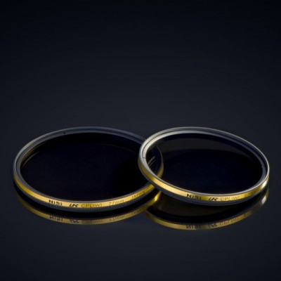 Nisi LR Golden Ring Circulair Polarisatiefilter 67 mm